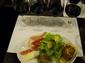 赤ワイン4種+料理